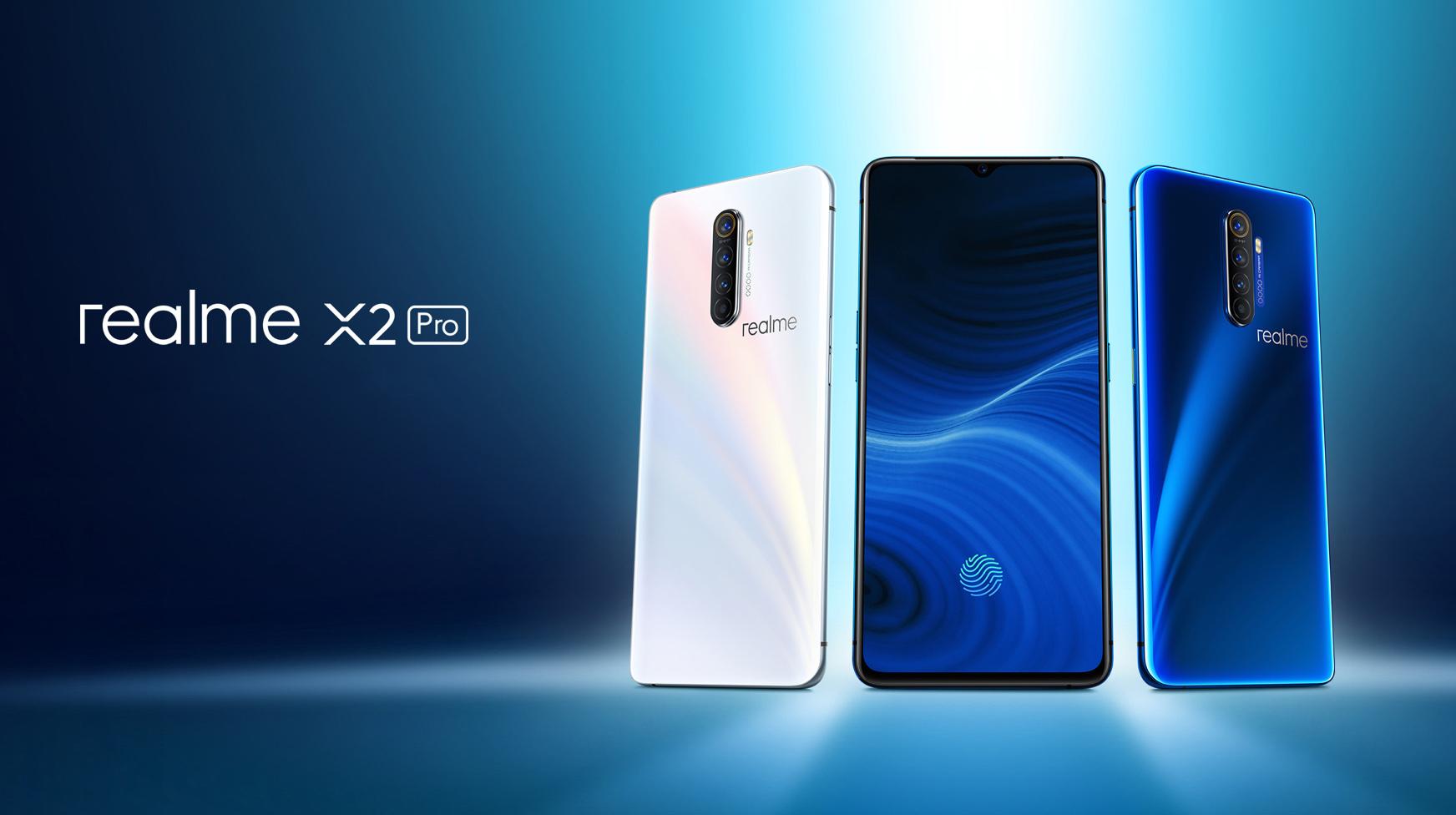 Realme X2 Pro oficiálně, silný konkurent pro OnePlus 7T