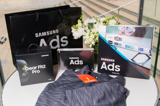 Samsung Mobile Ads