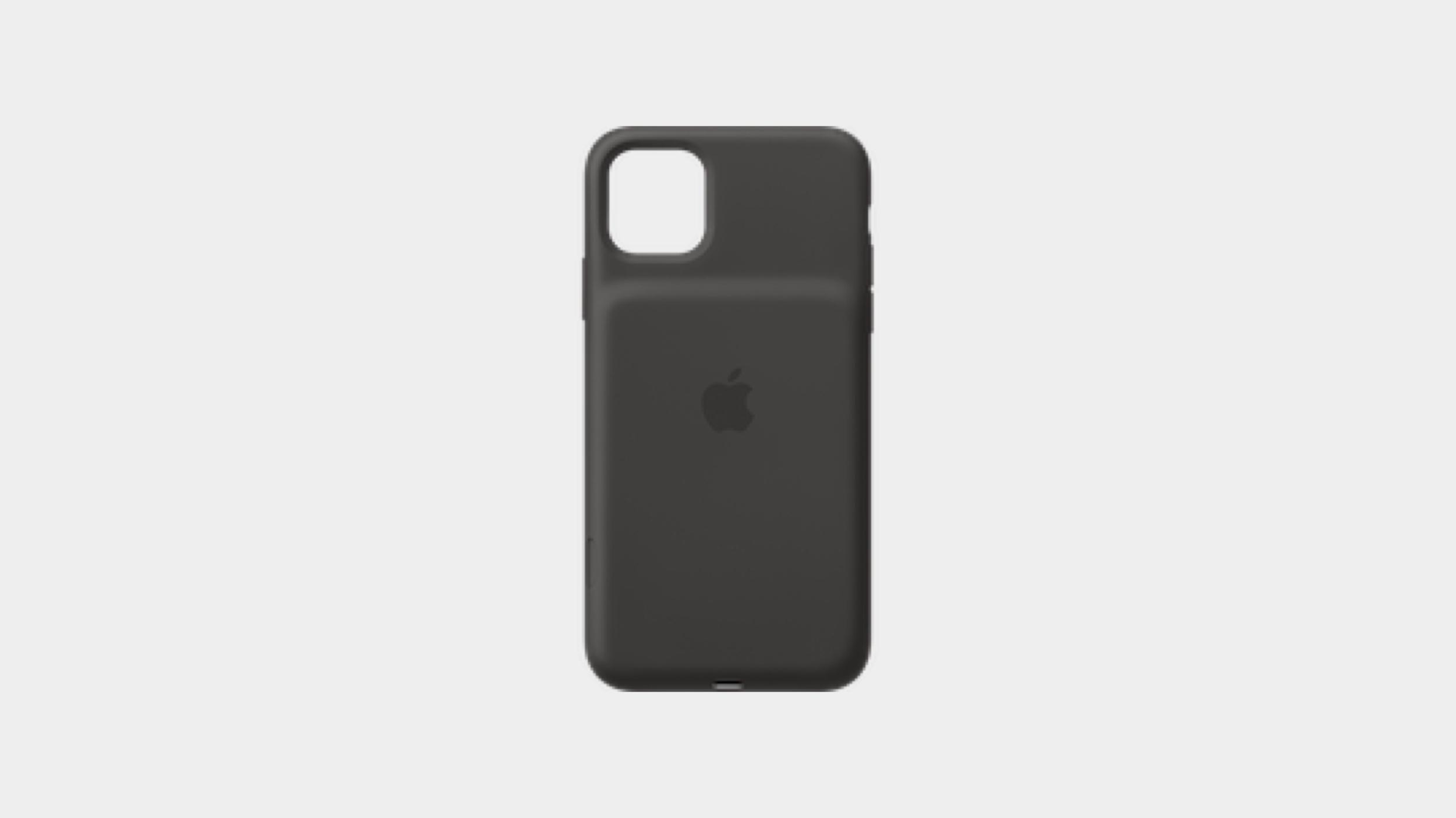 Apple Smart Battery kryt pro iPhone 11 zachycen v iOS 13.2
