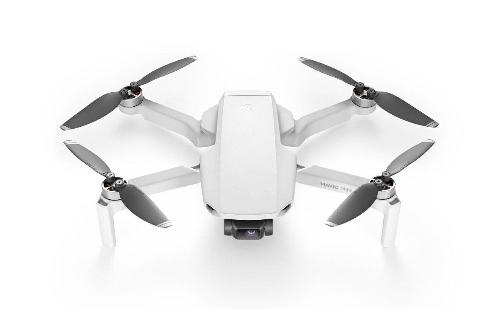 Testování Mavic Mini: Jak obstál nejmenší dron od DJI? [sponzorovaný článek]