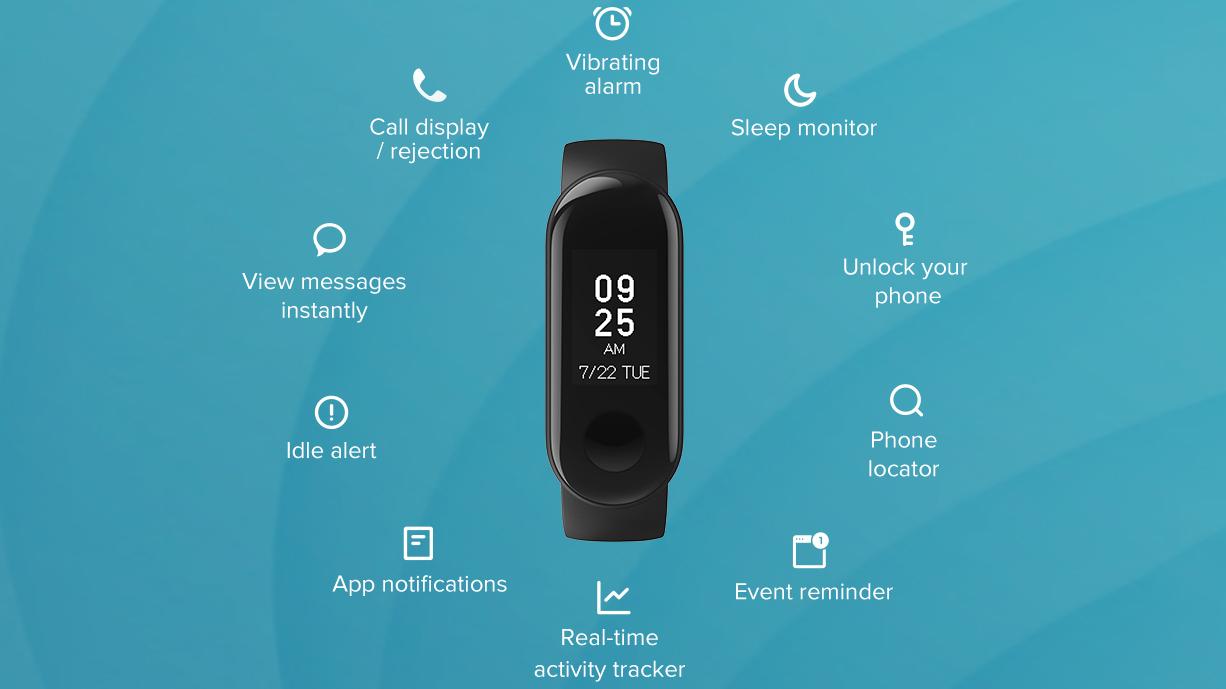 "Xiaomi Mi Band 3i je nový ""osekaný"" náramek"