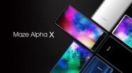 Maze oznámil bezrámečkový Alpha X