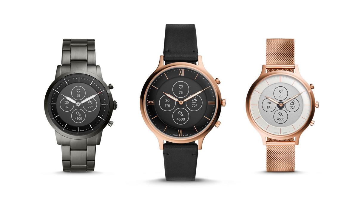 Fossil představil hybridní chytré hodinky s dvoutýdenní výdrží