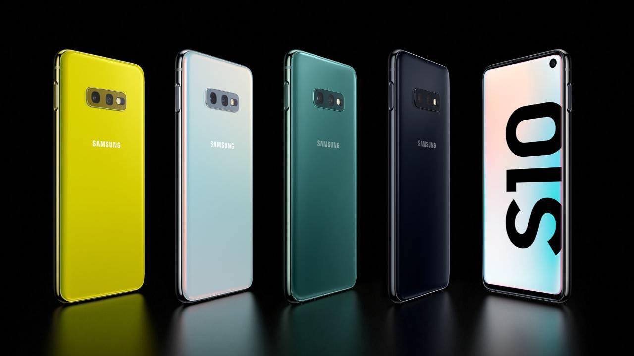 Galaxy S10 Lite se potvrzuje skrze uniklý manuál [aktualizováno]