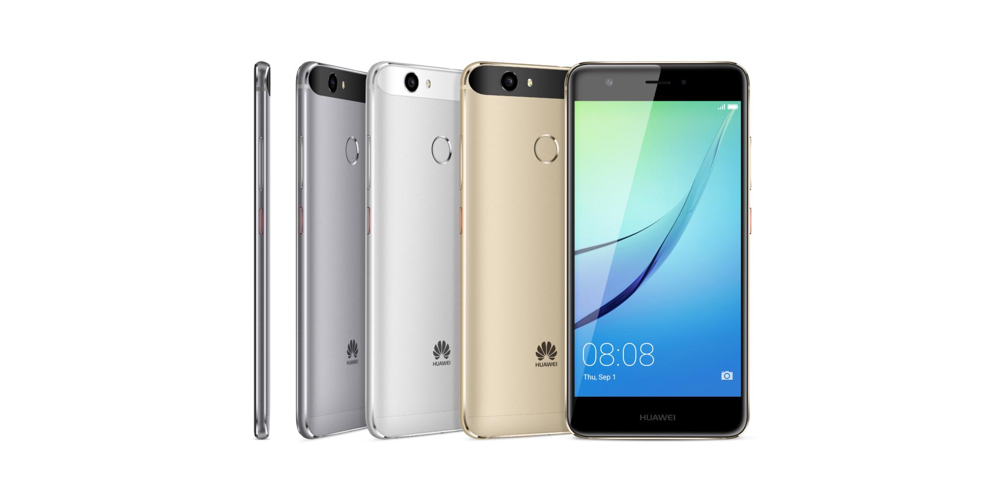 Huawei Nova 3 je již v přípravě