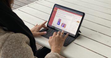 iPadOS místo notebooku? Jde to, ale dře to [recenze]