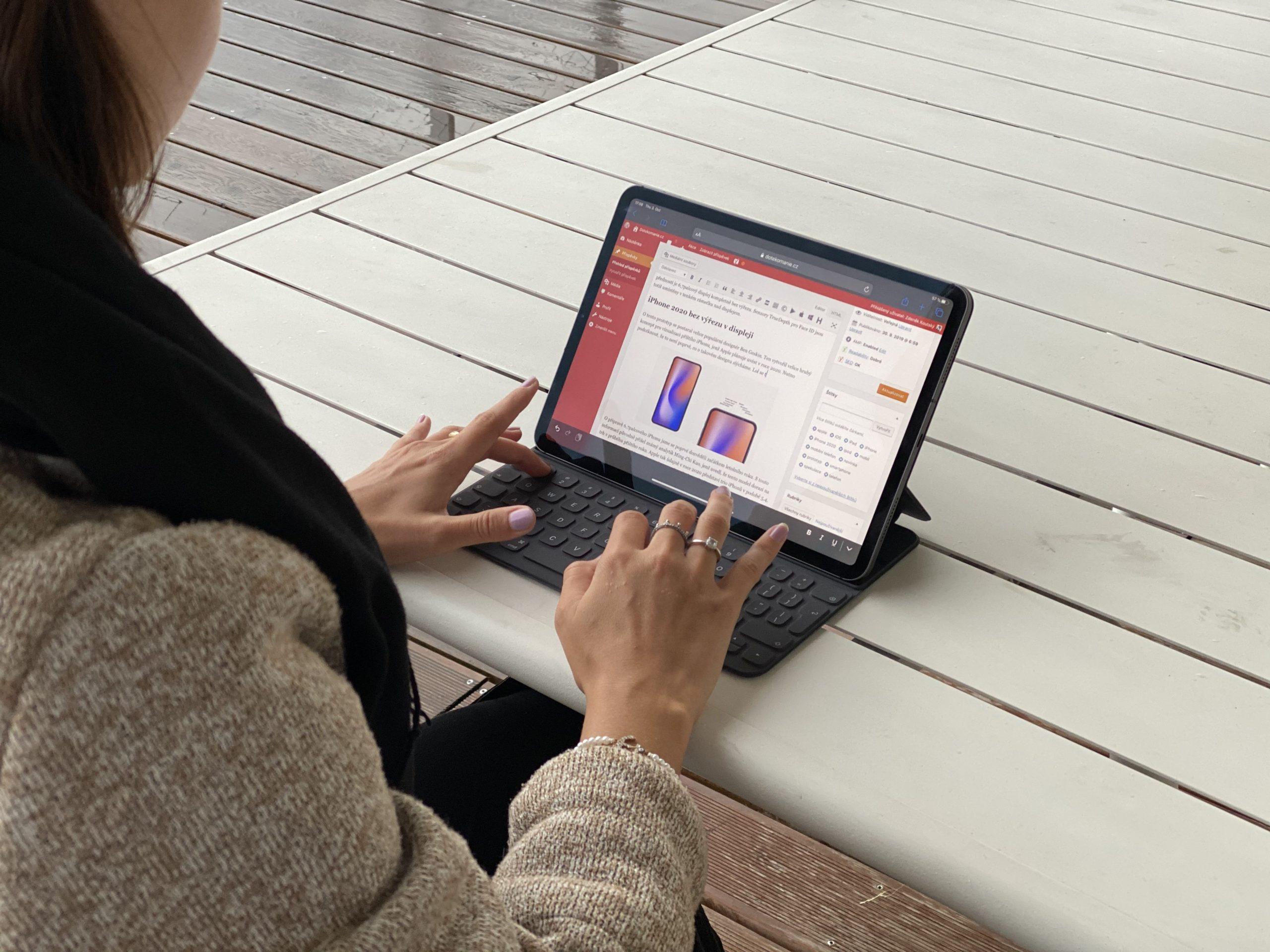 Nový iPad Pro s miniLED displejem má stále dorazit ještě tento měsíc