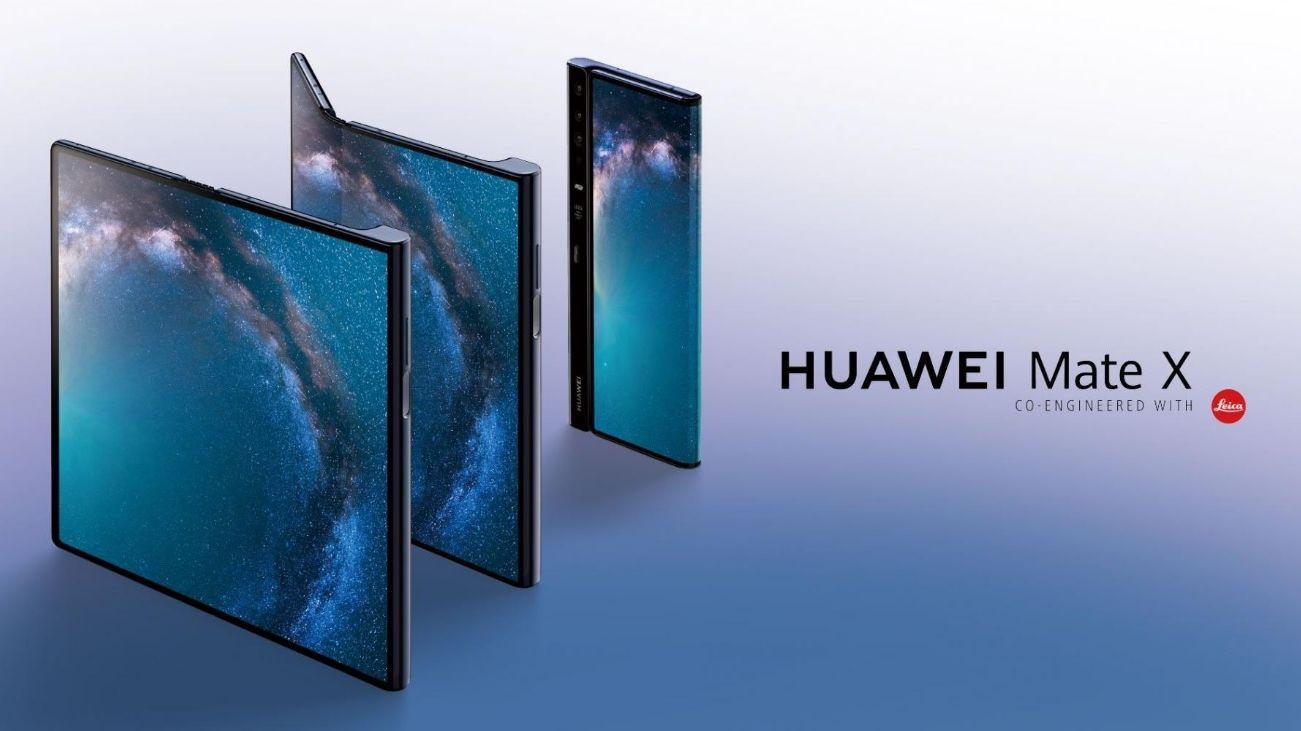 Huawei zveřejnil ceník oprav u Mate X