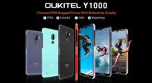 Oukitel Y1000 – odolný přírůstek ve sportovním stylu