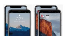 Notch Remover: aplikace, která zakryje výřez iPhonu X, je nyní v App Storu