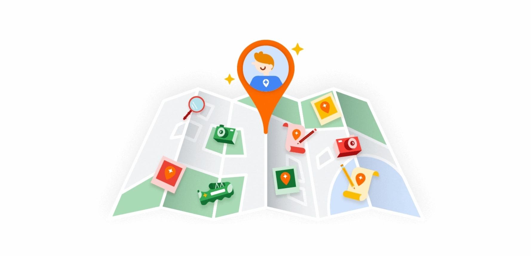Z Google Map se začíná stávat sociální síť