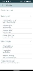 Nastavení aktivity Jabra aplikace