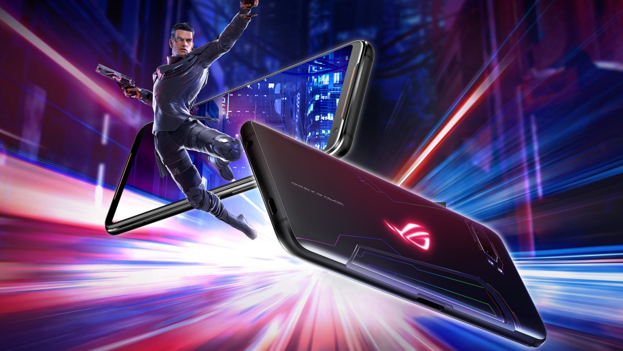 Asus uvedl ROG Phone II Ultimate Edition a Strix Edition