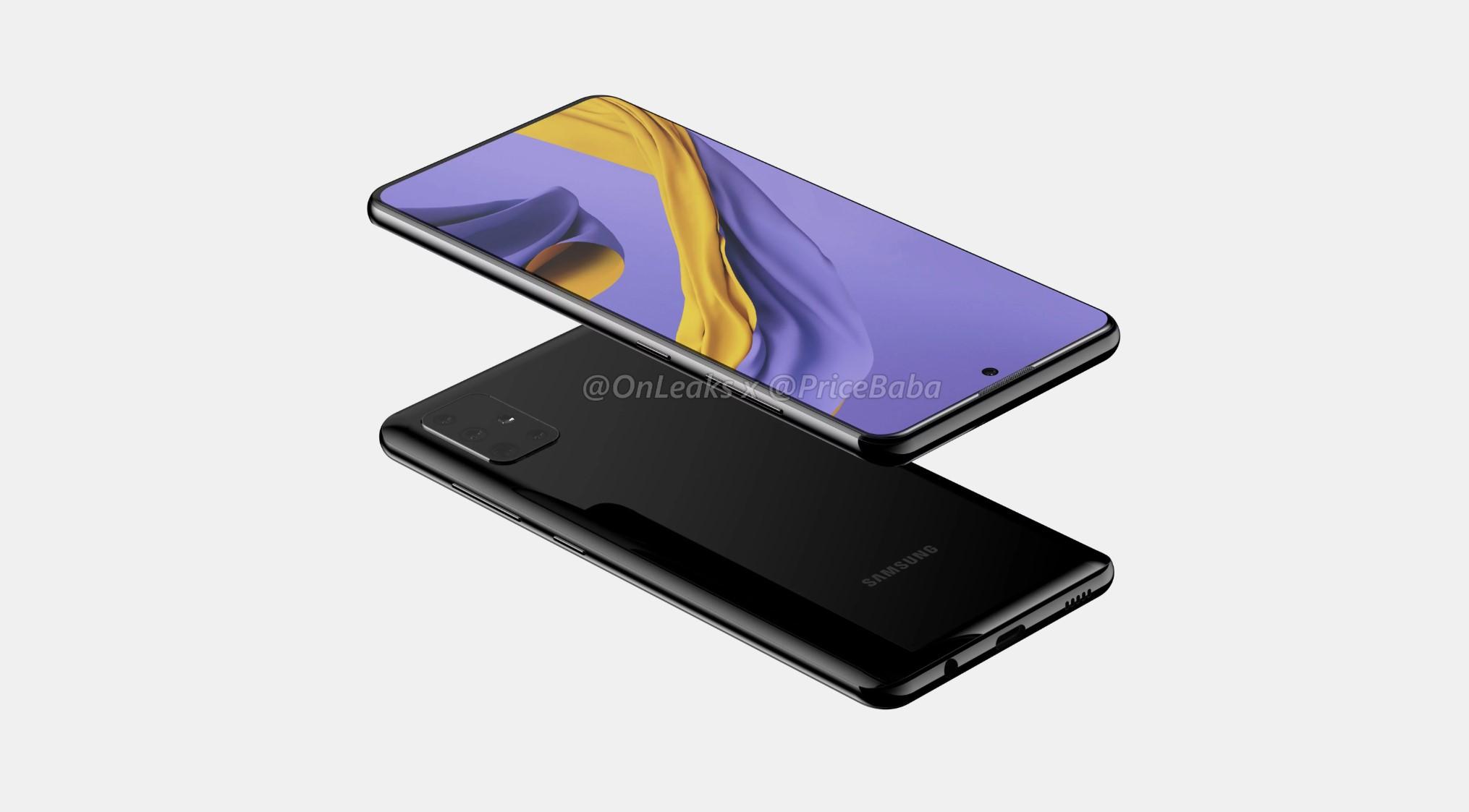 Samsung Galaxy A51 se poodhaluje [aktualizováno]