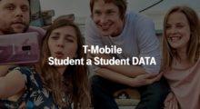 T-Mobile vylepšuje tarify pro studenty