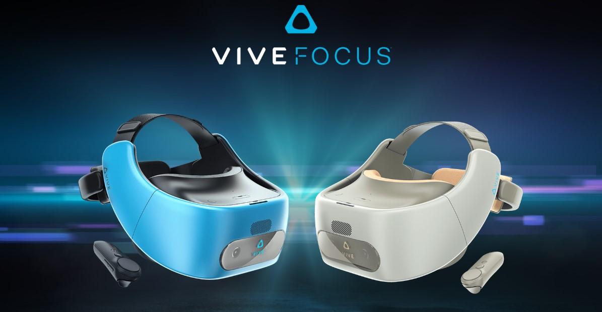 HTC Vive Focus – stará novinka