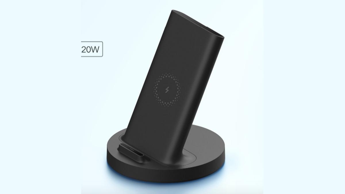 Xiaomi představilo 20W bezdrátovou nabíječku s podporou Qi