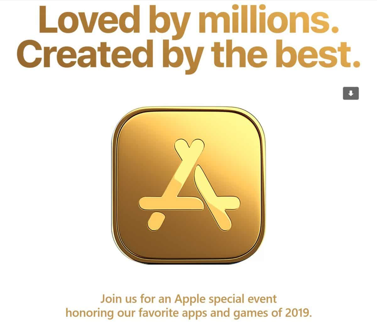 Apple chystá prosincovou konferenci, vyhlásí nejlepší aplikace