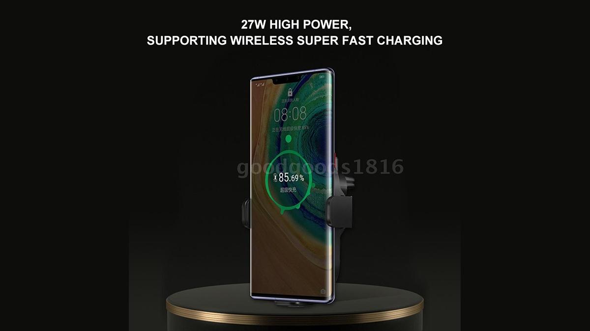 Bezdrátová nabíječka od Huawei nyní v akci za 1 199 Kč! [sponzorovaný článek]