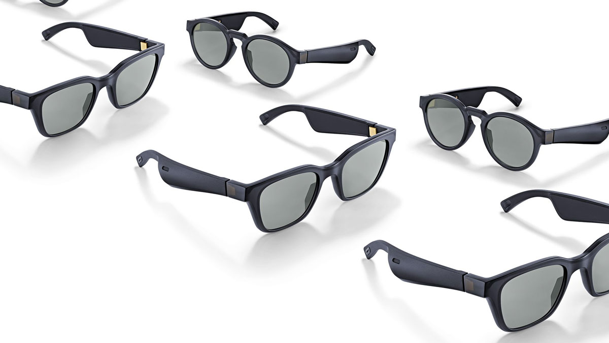 Bose Frames jsou brýle na přehrávání hudby