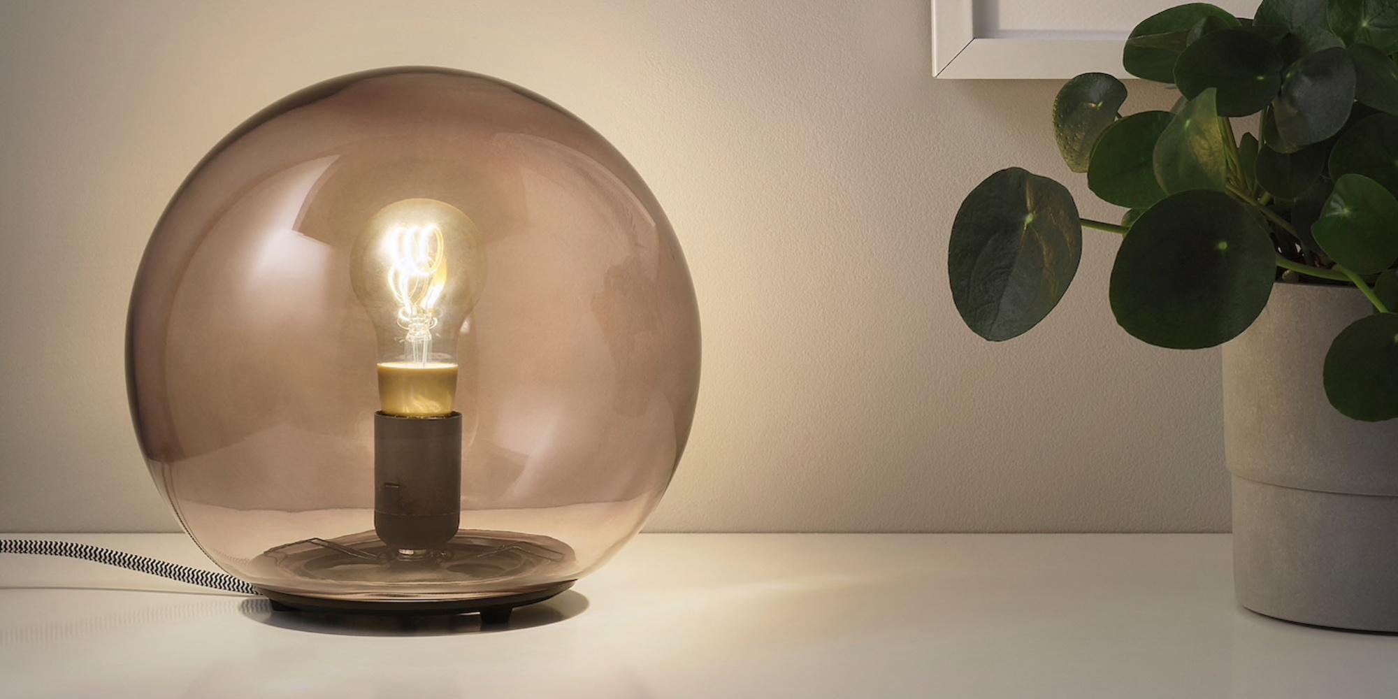 IKEA představila novou chytrou žárovku za 9,99 dolarů
