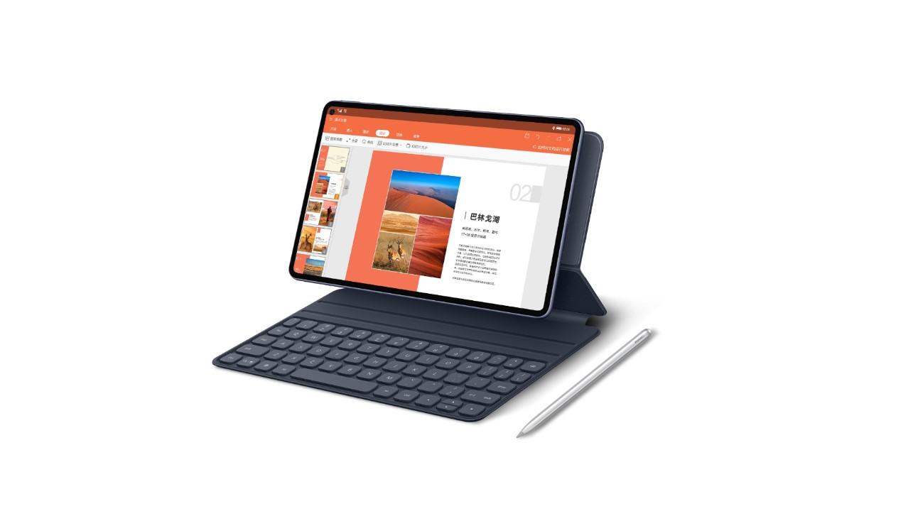 Oficiálně: HUAWEI MatePad Pro uchvátí displejem a bezdrátovým nabíjením