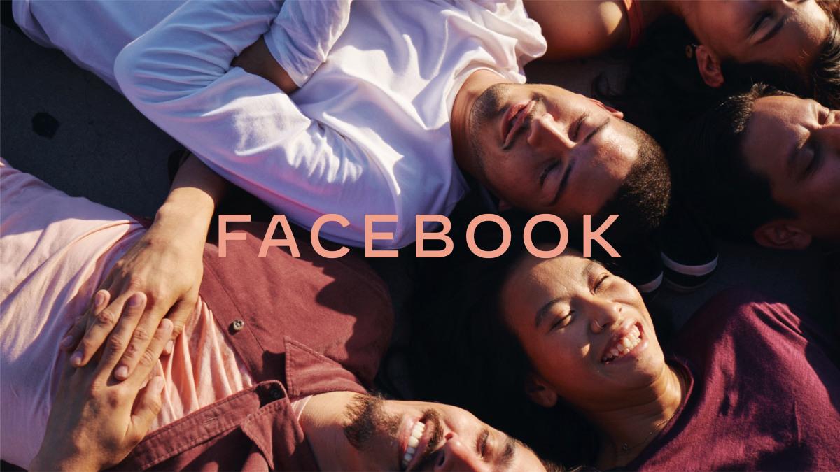 Facebook představuje nové logo