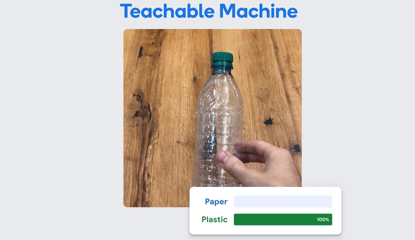 Google vydává Teachable Machine 2.0 – AI nástroj téměř pro každého