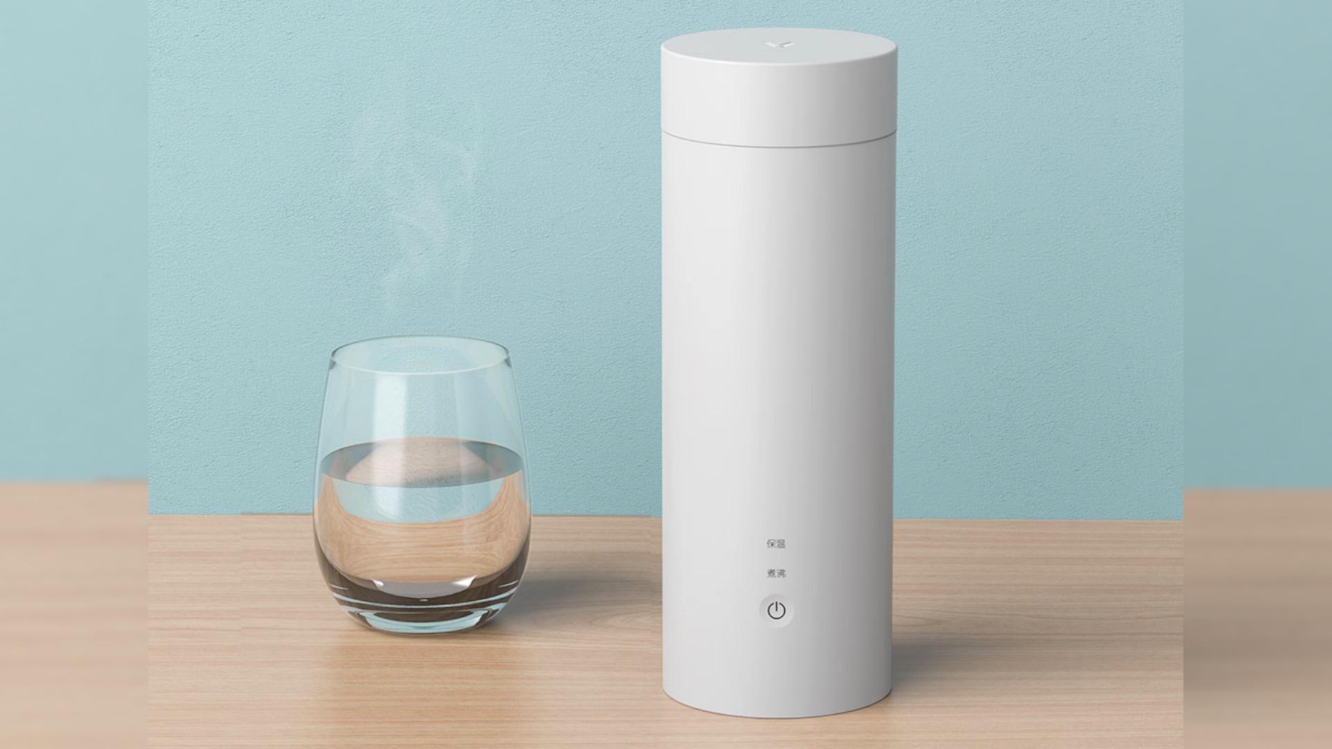 Elektrická termoska od Xiaomi nyní v akci za 716 Kč! [sponzorovaný článek]