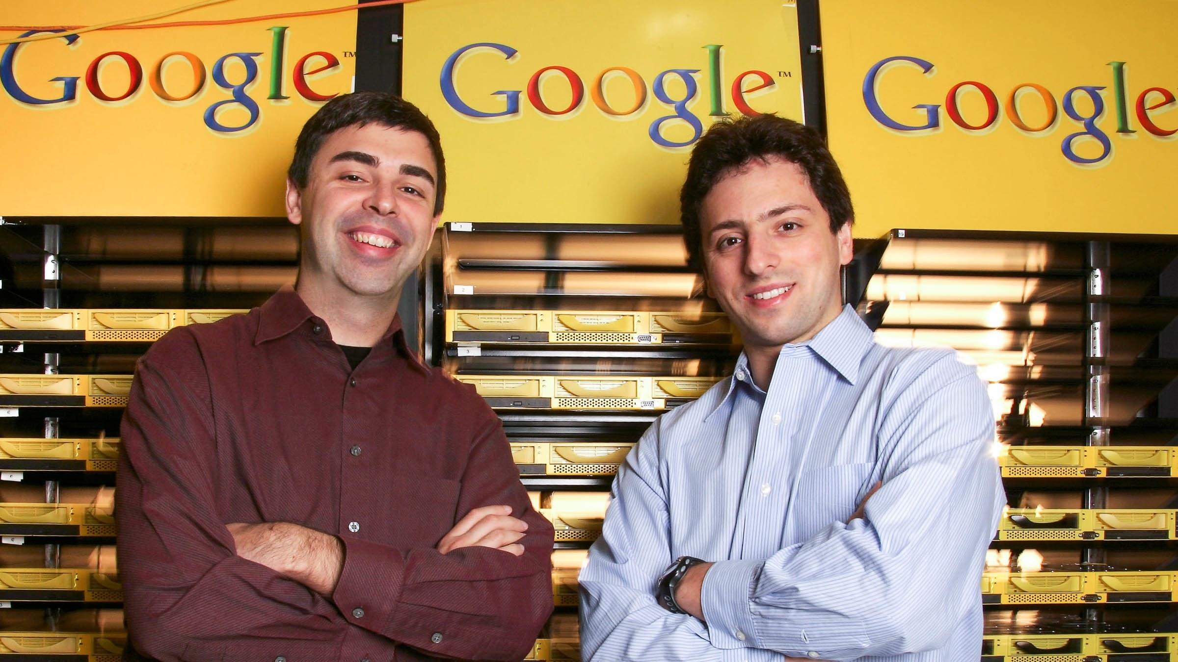 Sundar Pichai je nově CEO Alphabet, Larry Page a Sergey Brin zůstávají v radě