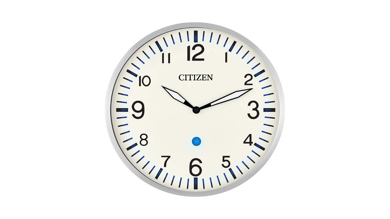 Citizen uvádí chytré nástěnné hodiny Smart Echo