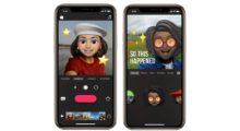 Apple aktualizoval aplikaci Clips, ta přináší Animoji a Memoji