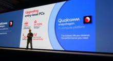Qualcomm představil Snapdragon 8c a 7c pro počítače s Windows 10