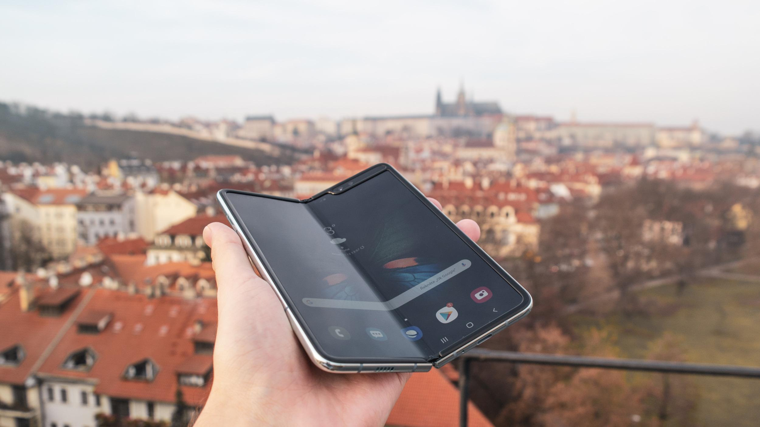 První dojmy ze Samsungu Galaxy Fold