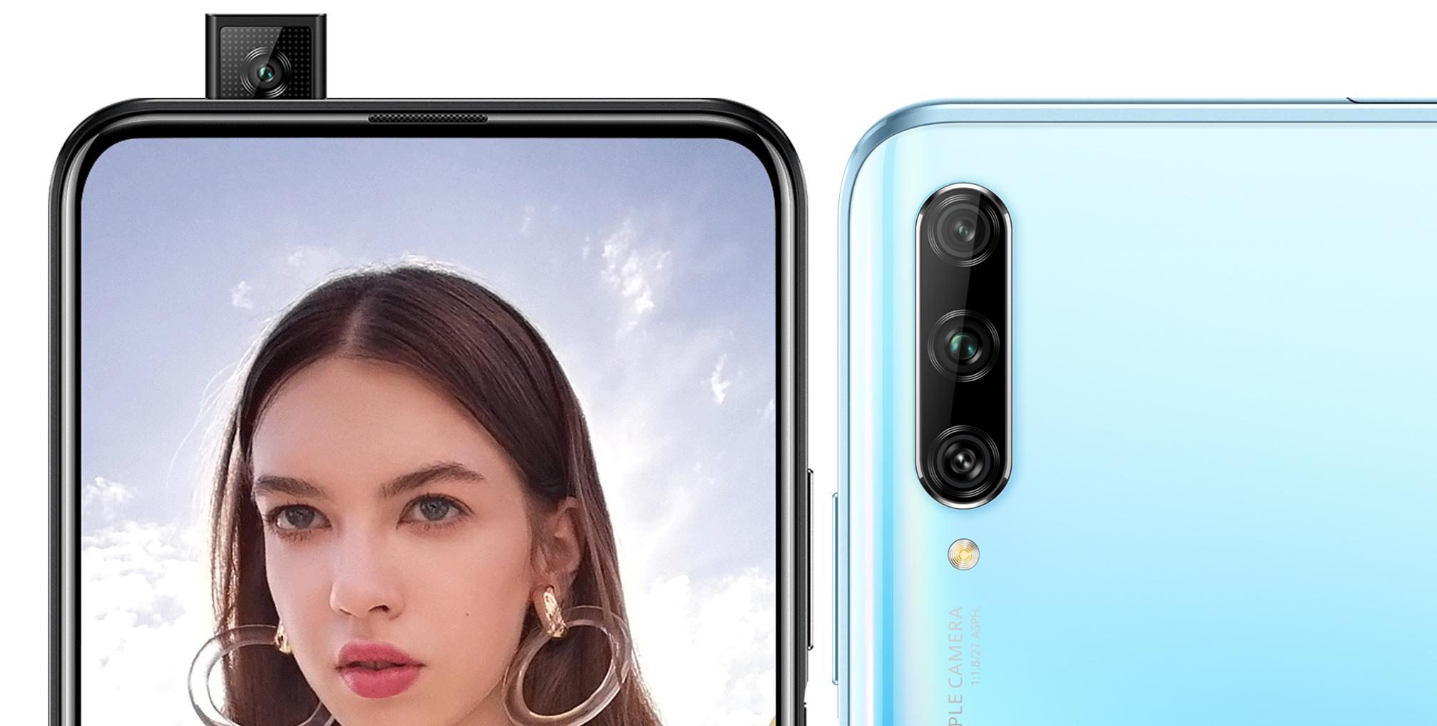 Huawei P smart Pro míří na český trh