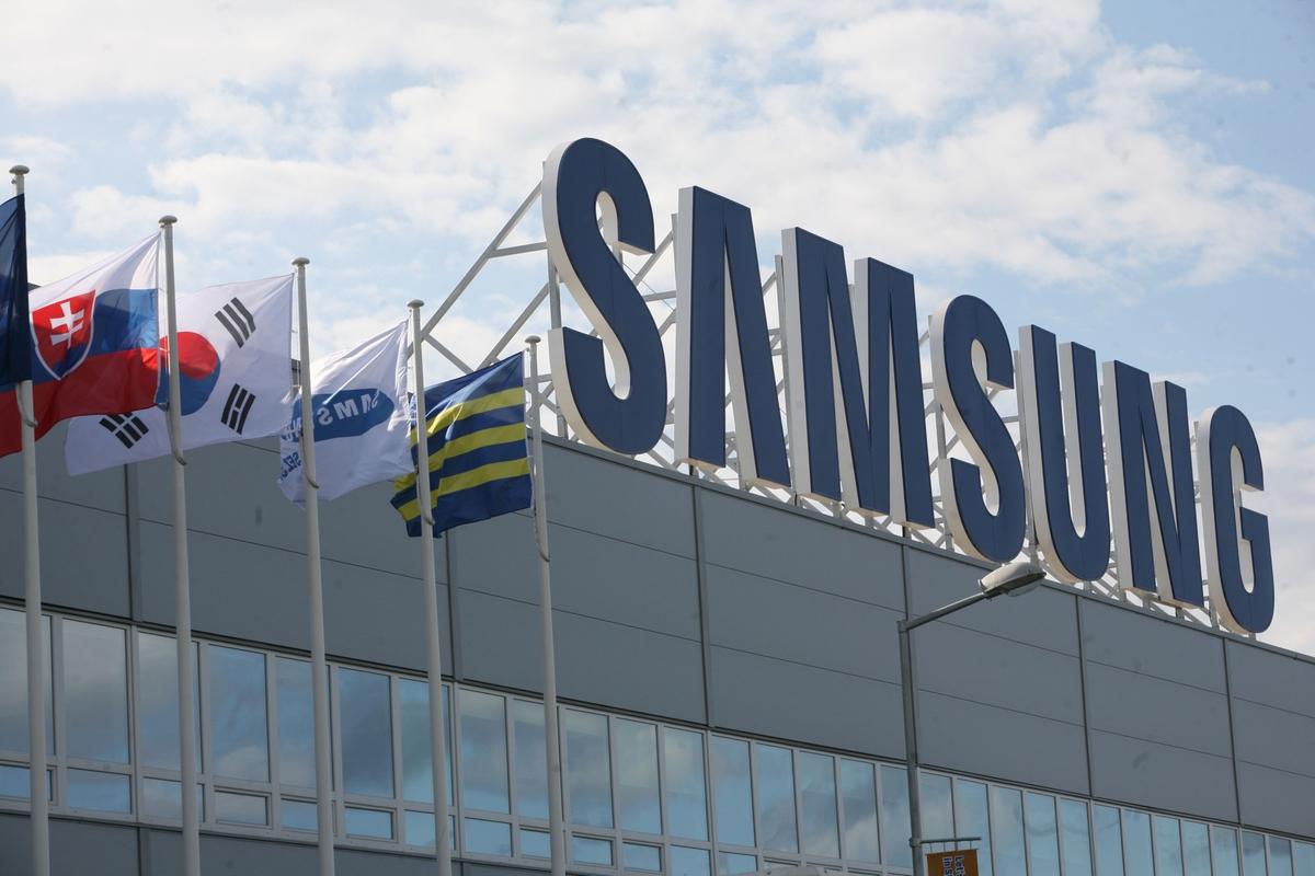Samsung chce propustit až 900 zaměstnanců na Slovensku