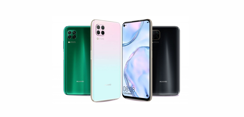 Huawei představil Nova 6 (5G) a Nova 6 SE
