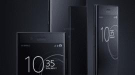 Xperia XZ2 Compact byla zachycena na fotografii