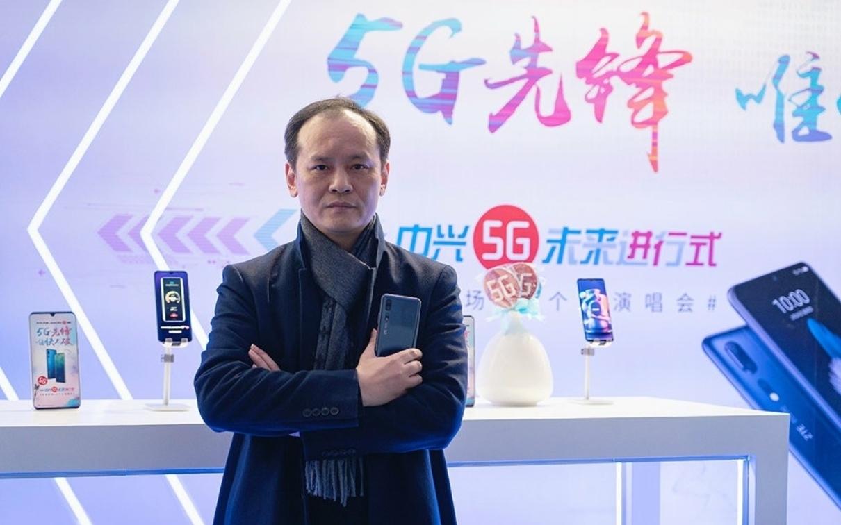 ZTE Axon 10s Pro 5G oficiálně představen
