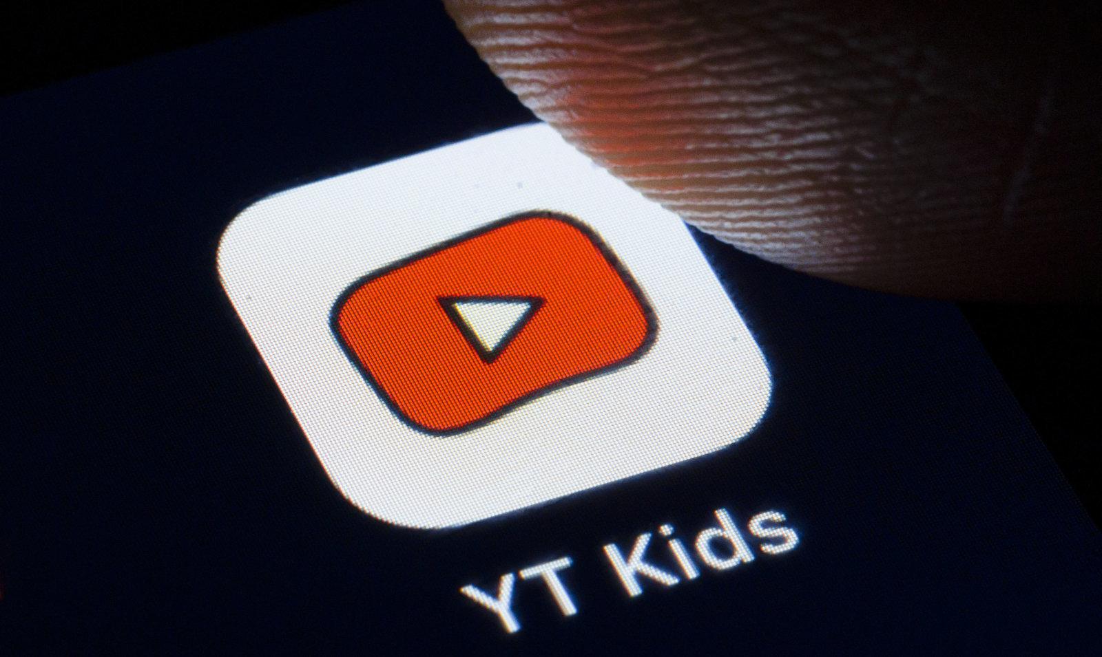 YouTube Kids je k dispozici na Apple TV