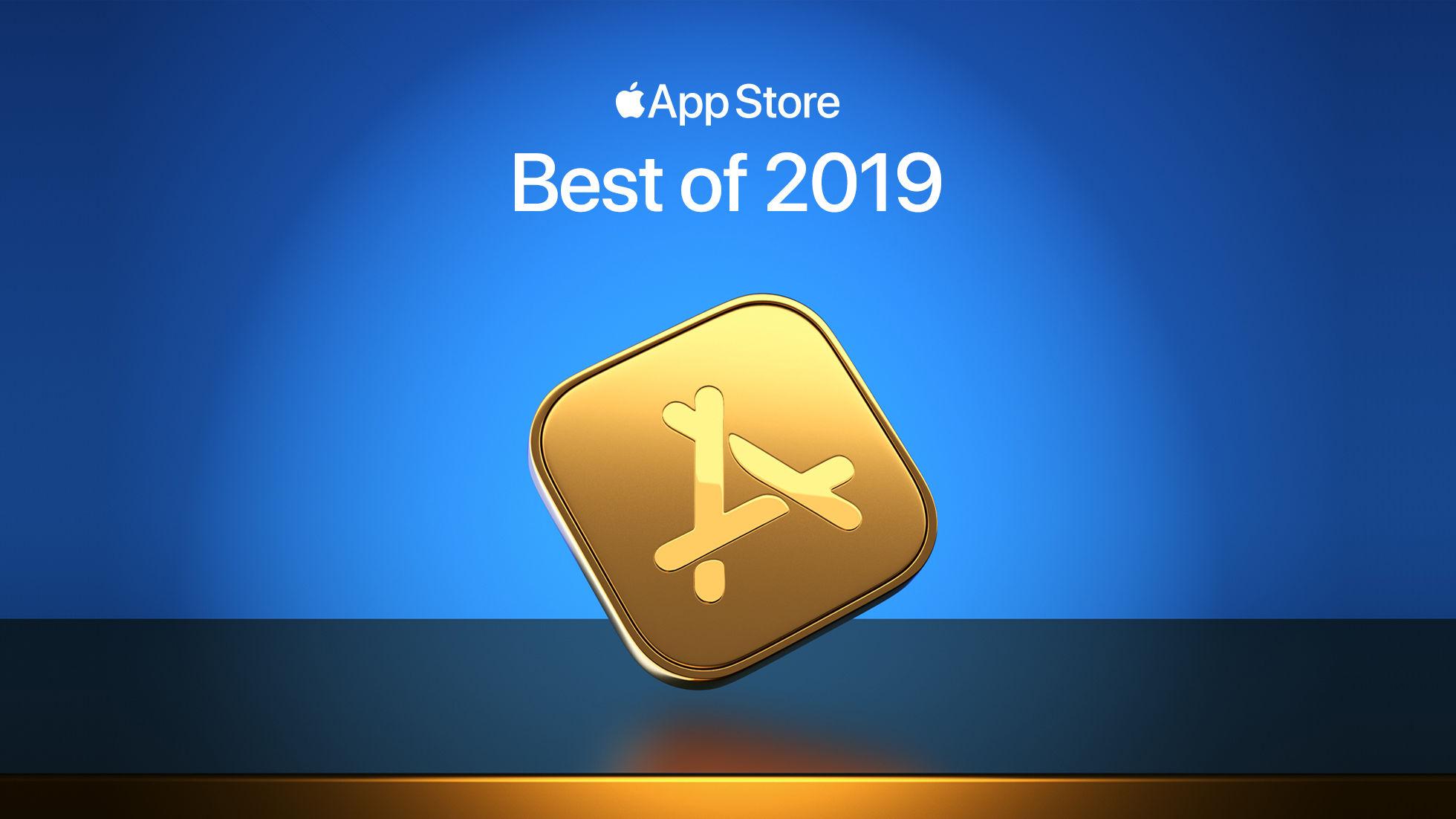 Apple vyhlásil nejlepší a nejpopulárnější aplikace roku 2019
