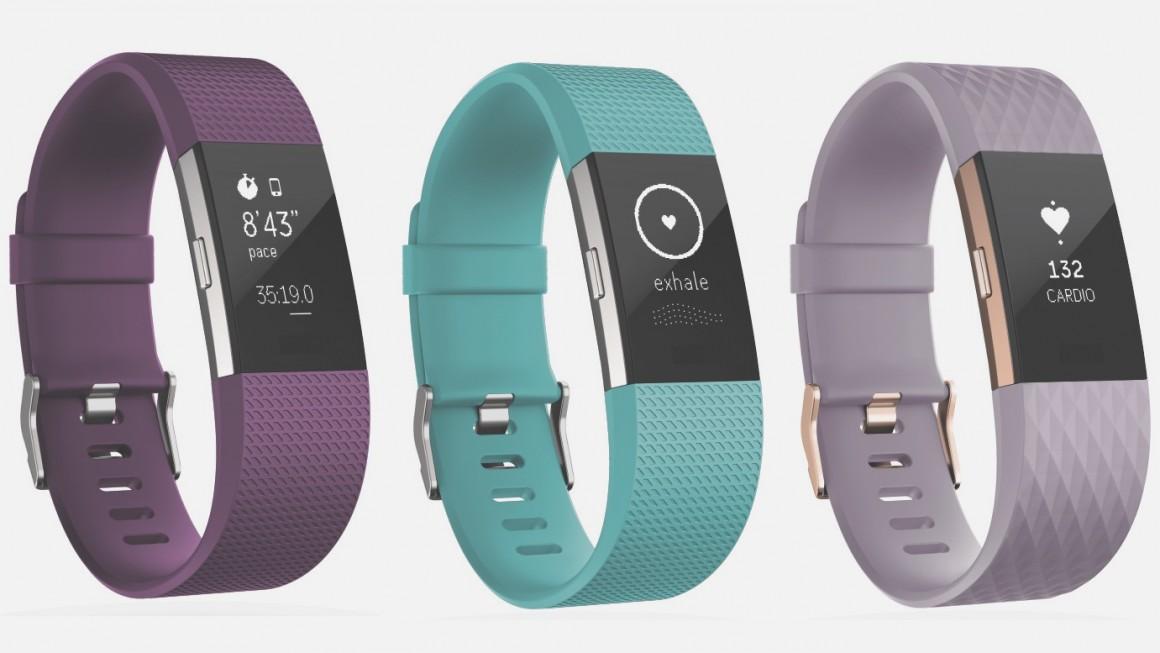 Velká aktualizace Fitbitu 2 Charge přináší jedenáct novinek