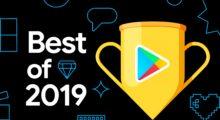 Obchod Play zveřejnil nejlepší aplikace, hry a filmy roku 2019