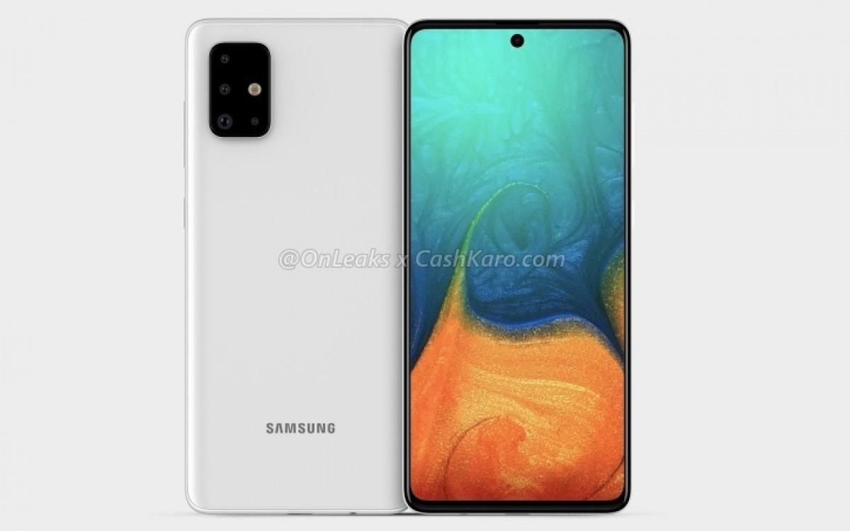 Samsung 12. prosince představí sérii Galaxy A (2020)