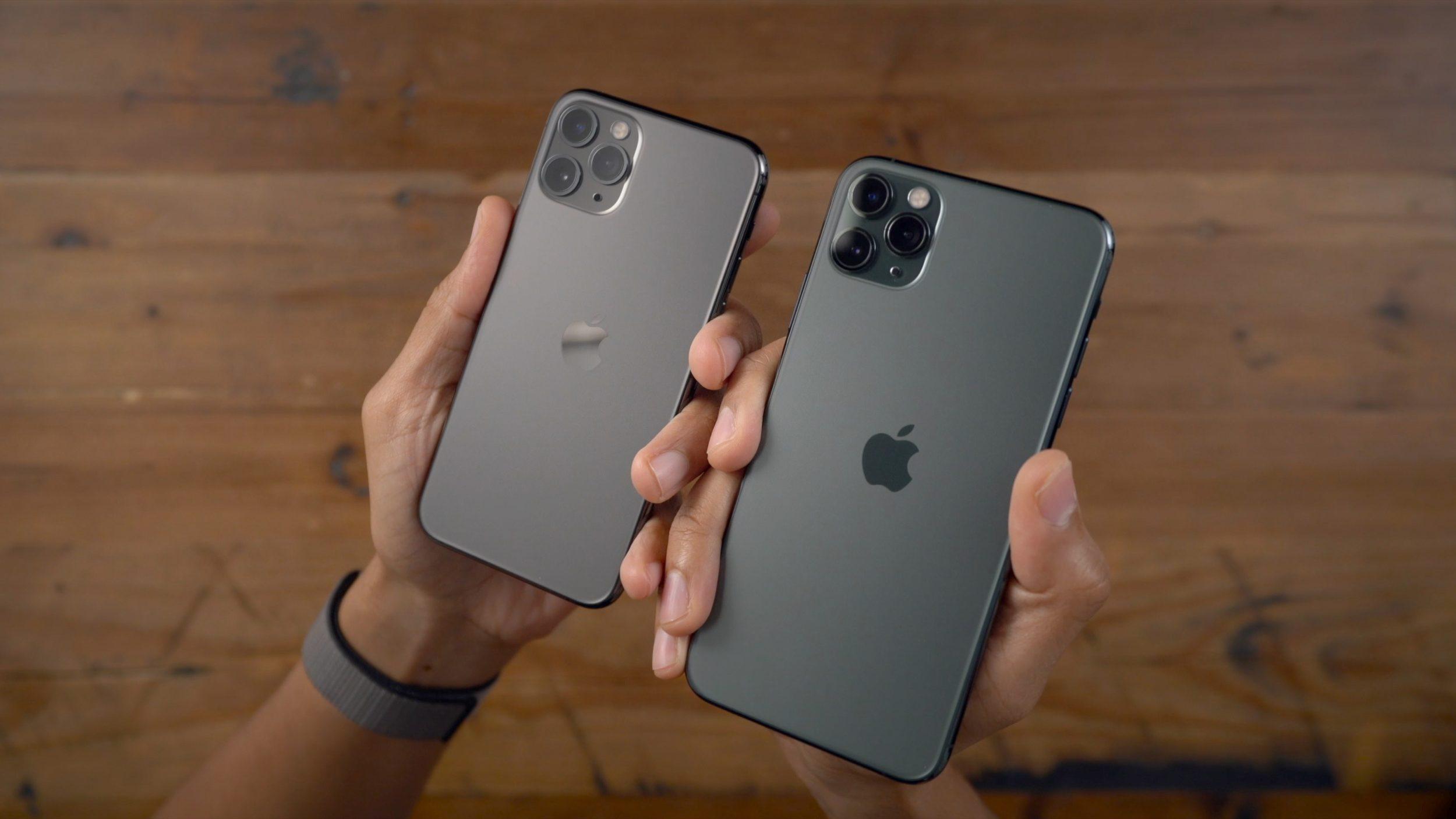 Apple kontroverzně vysvětlil, proč iPhone 11 Pro sleduje uživatele