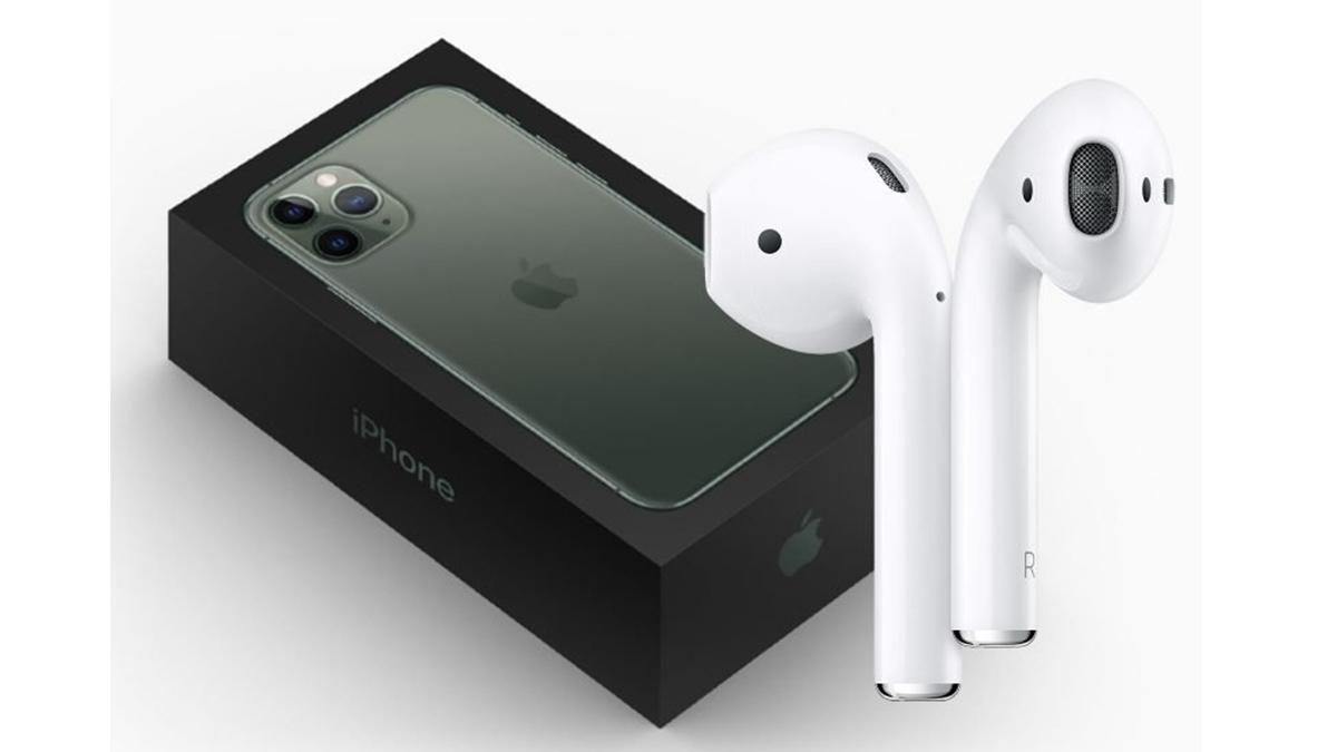 iPhone 2020 s AirPods zdarma? Apple nad tím uvažuje