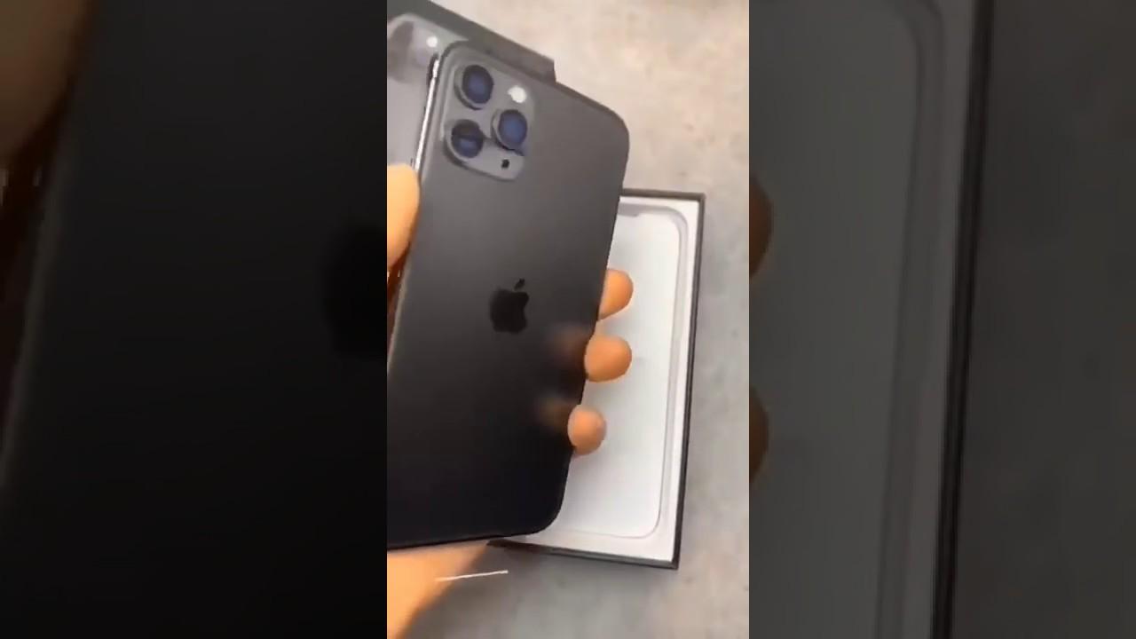 iPhone SE2 zřejmě prvně na videu