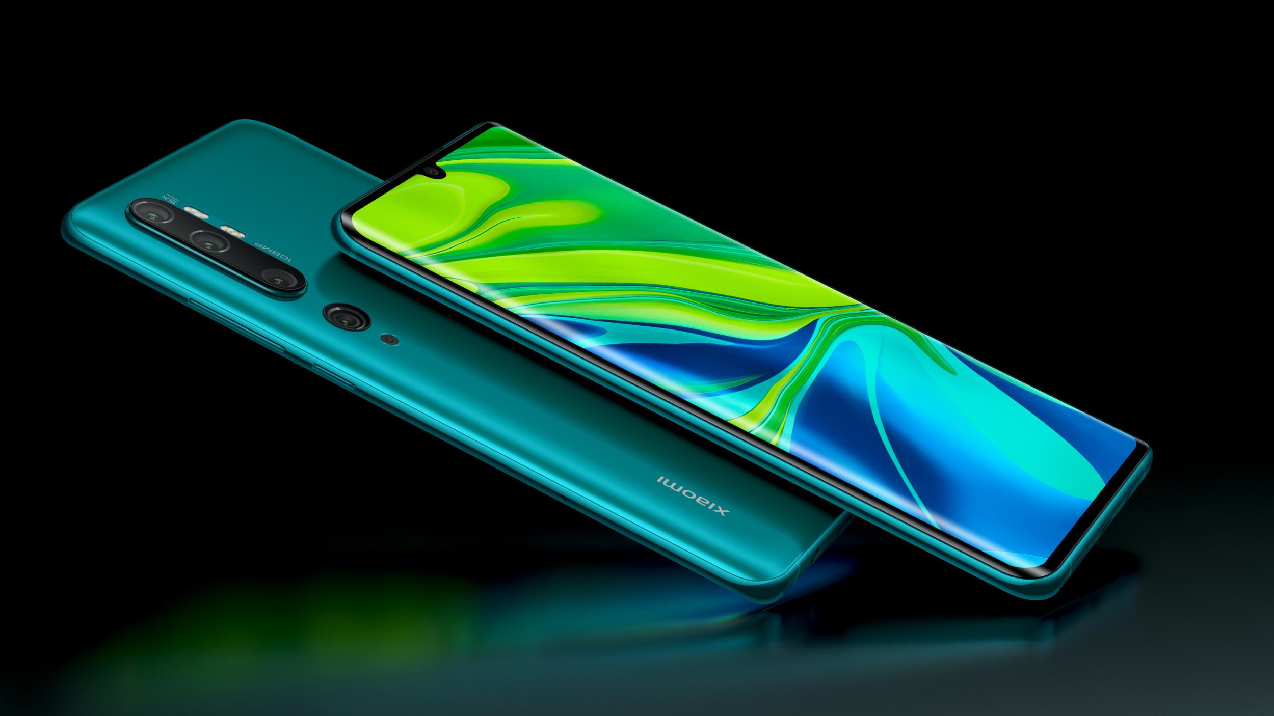 Xiaomi Mi Note 10 je první mobil se 108 Mpx fotoaparátem na světě [sponzorovaný článek]
