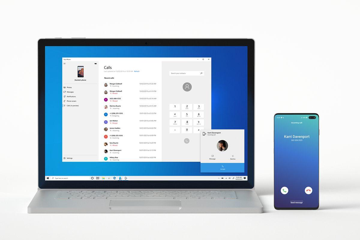Microsoft přidá podporu stylusu pro aplikaci Váš telefon