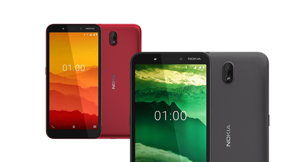 Nokia C1 je nejlevnější novinka od HMD Global